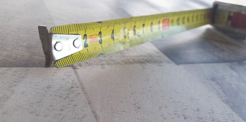 calculer le nombre de rouleaux papier peint