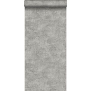 papier peint effet béton gris chaud