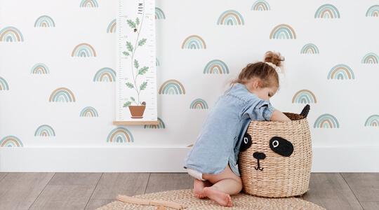 papier peint d'enfant